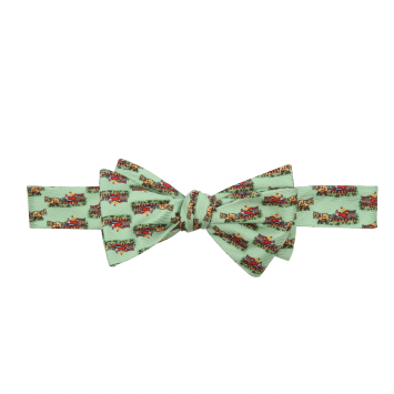 Wm. Lamb & Son - Quail Wagon Bow - Green